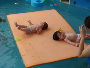 Natación bebes  – Oxigeno | Actividades Físicas y Spa