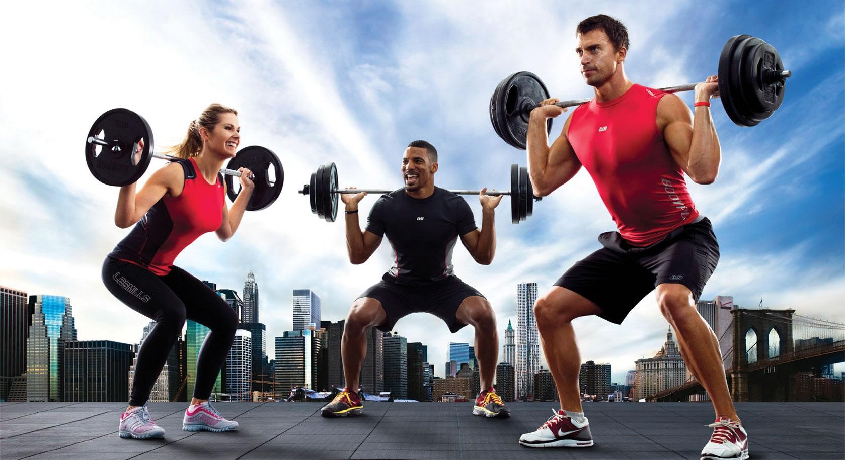 Body Pump - Oxigeno Actividades Físicas y Spa