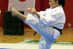 El entrenamiento del Karate Shotokan  de Japan Karate Association