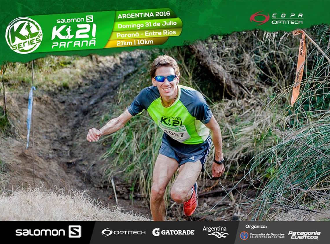 Salomon K21 Paraná