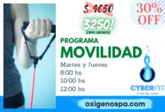 Plan Movilidad – CyberFit